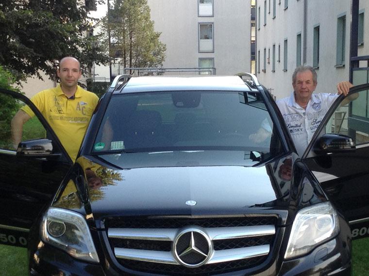 Taxi Classic Rosenheim